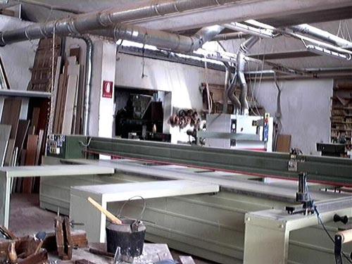 Lavorazione legno restauro mobili falegnameria bologna for Poli arredamenti
